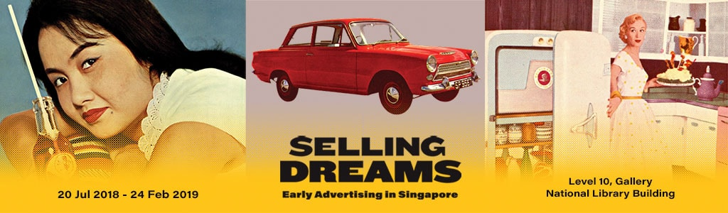 A title card labelled Selling Dreams