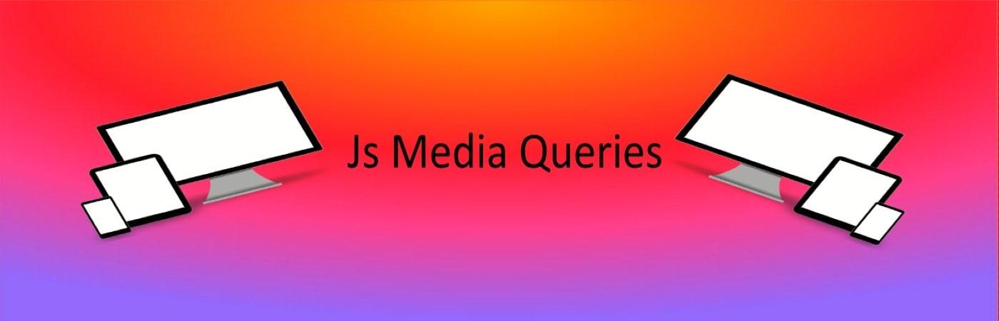 JavaScript media queries