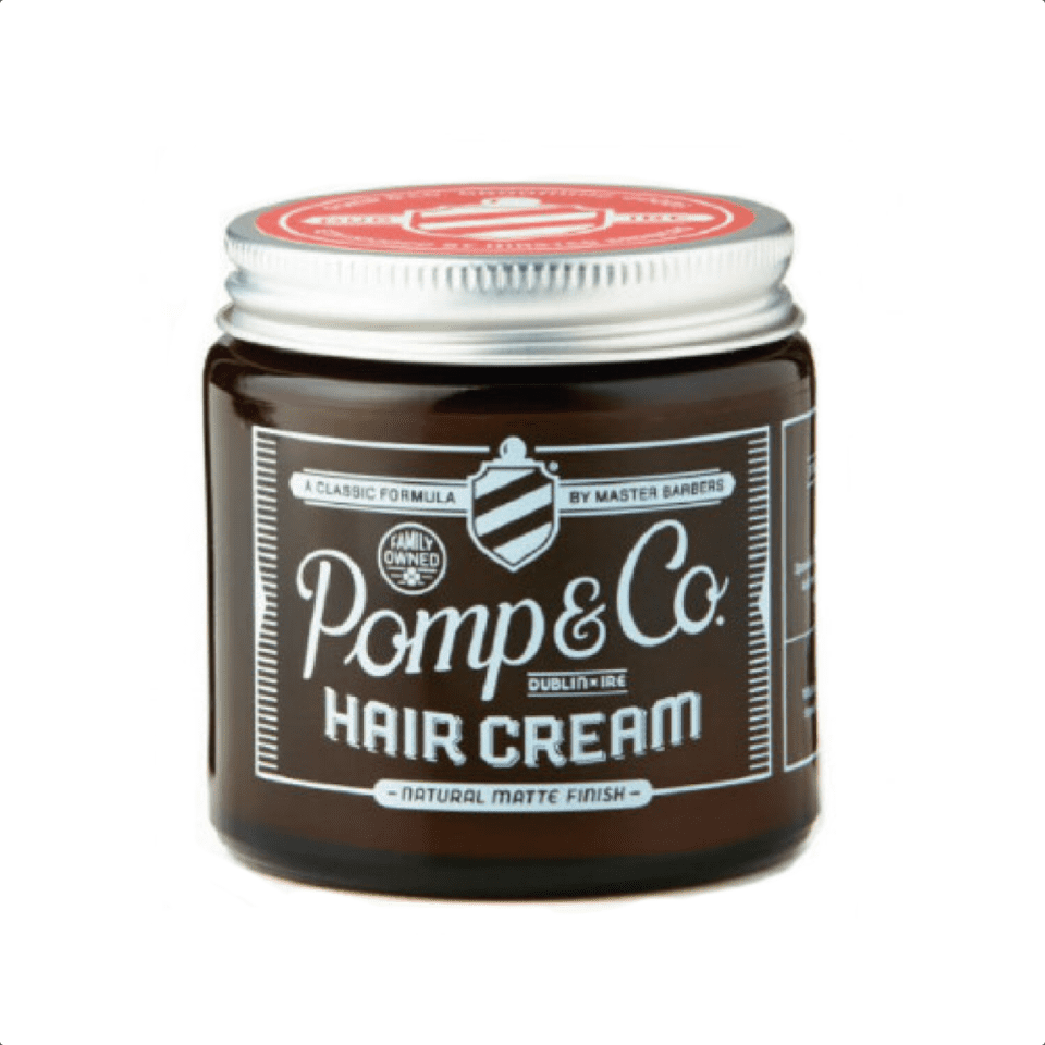 Pomp & Co. Hair Creme Product Photo