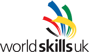 The logo for WordSkills UK where I competed in an Advanced Web Design heat