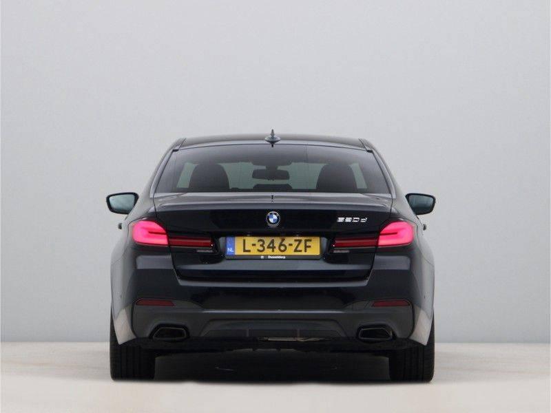 BMW 5 Serie 520d Sedan High Exe M-Sport afbeelding 10