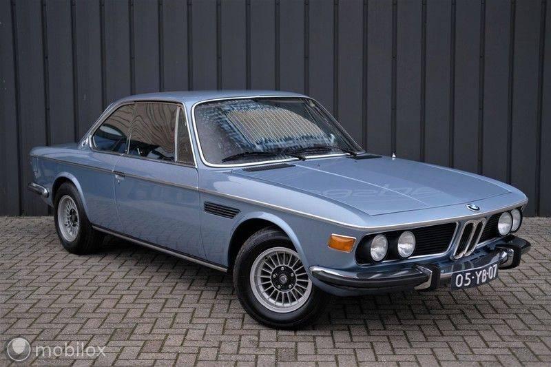 BMW 3.0 CS 3.0 CS coupé afbeelding 10