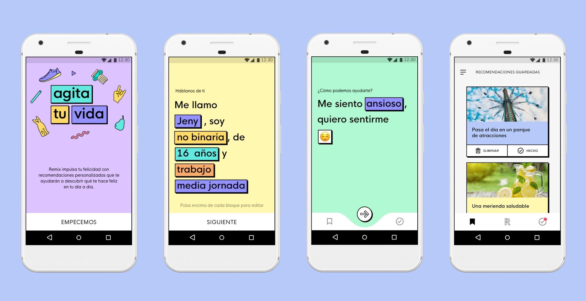 REM!X mobile app