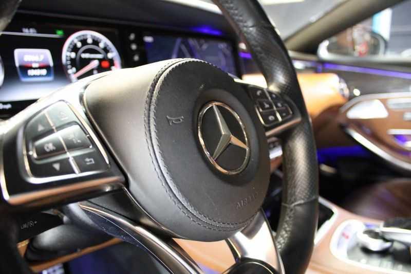 Mercedes-Benz S-Klasse Coupé 63 AMG 4Matic Zeer compleet/Carbon afbeelding 2