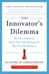 Related book The Innovator's Dilemma: The Revolutionary Book that Will Change the Way You Do Business Cover