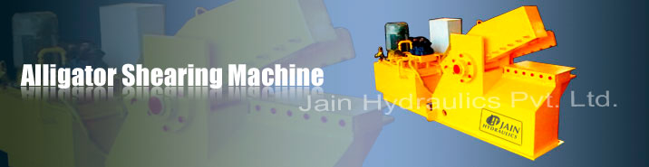 Shearing Machine, Shearing Press Manufacturer India