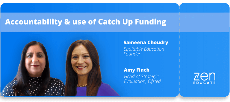 Key Insights: Accountability & Use of Catch-up Funds