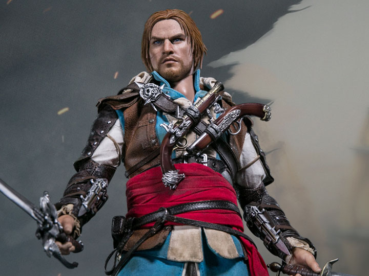 Damtoys Assassin's Creed IV: Black Flag Edward Kenway 1:6 Scale Figure