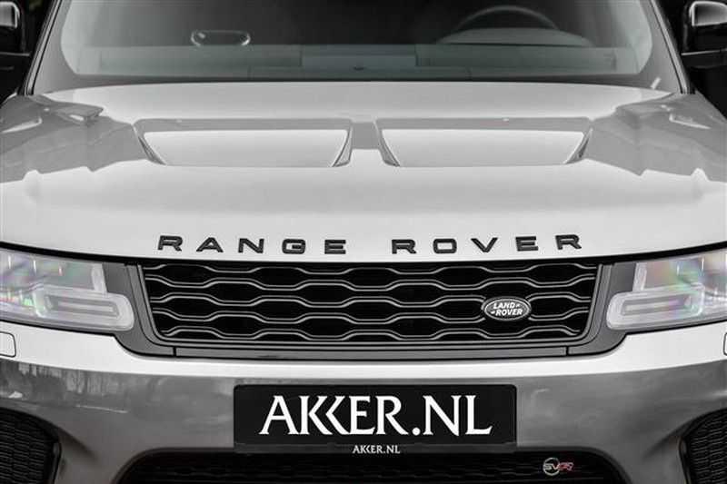 Land Rover Range Rover Sport SVR 22INCH+PANO.DAK+STOELKOELING NP.227K afbeelding 15