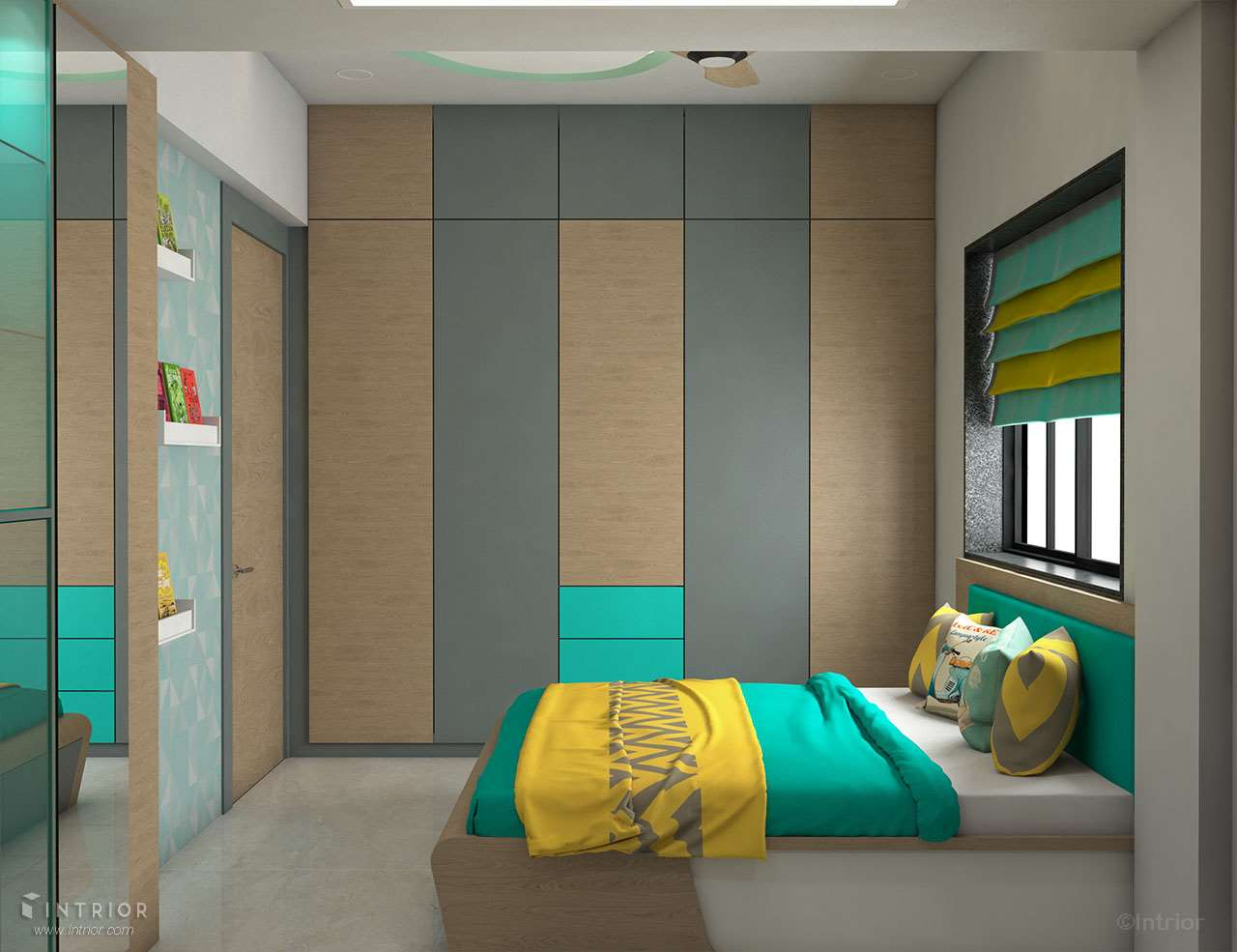 Children Bedroom - Wardrobe