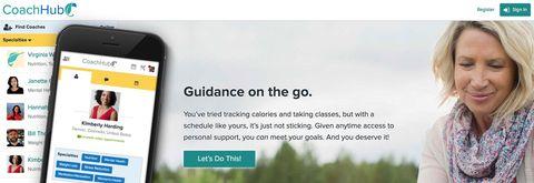CoachHub's services and platform demos