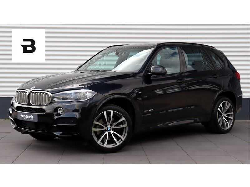 BMW X5 xDrive40d High Executive M Sport 7p. Panoramadak, Head-Up display, Harman/Kardon afbeelding 1
