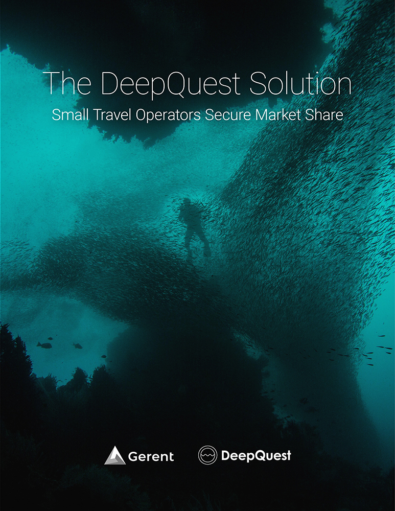 The DeepQuest Solution: Small Travel Operators Secure Market Share Cover