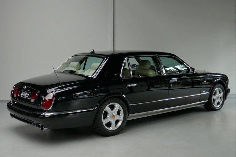 Bentley Arnage 6.8 V8 T Mulliner LWB (1 van 95 st) Youngtimer . afbeelding 5
