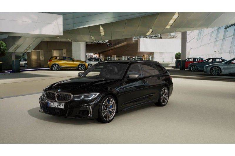 BMW 3 Serie M340i Touring xDrive High Exe Aut. afbeelding 1