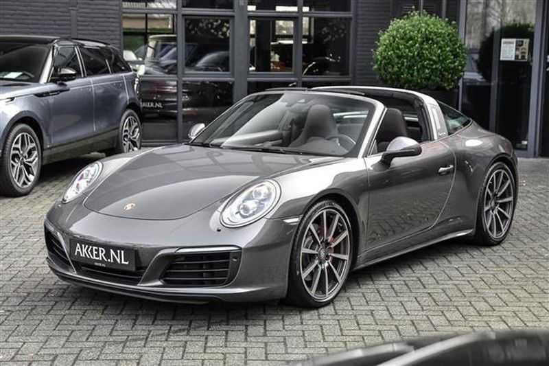 Porsche 911 TARGA 4S SPORT CHRONO+4WSTURING NP.201K afbeelding 20