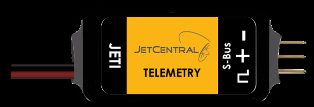 Jeti Telemetry