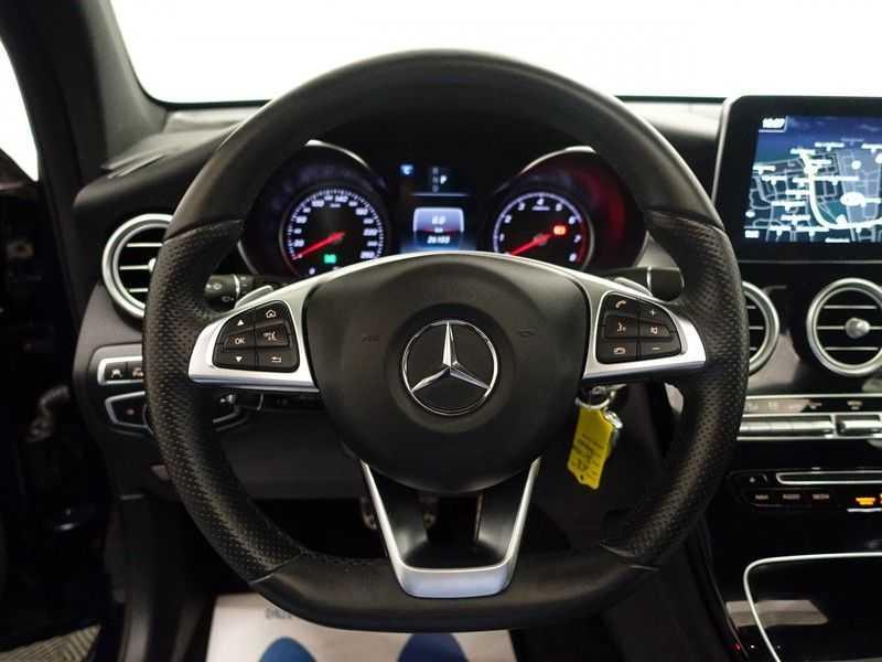 Mercedes-Benz GLC 250 4MATIC 211PK AMG Edition, Panoramdak, Leer, 48dkm ! afbeelding 6