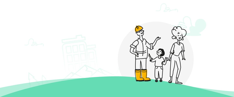 Illustration visites et animations