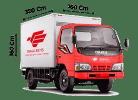 TrawlPack - Cold Diesel Engkel Box \<