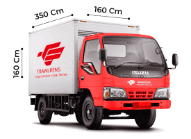 TrawlTruck - Cold Diesel Engkel Box \<