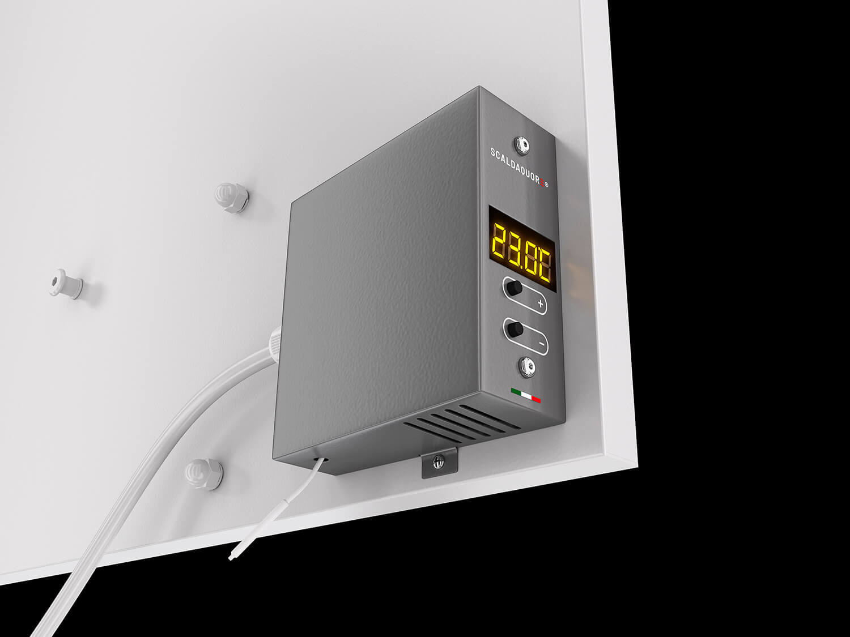 Scaldaquore termostato