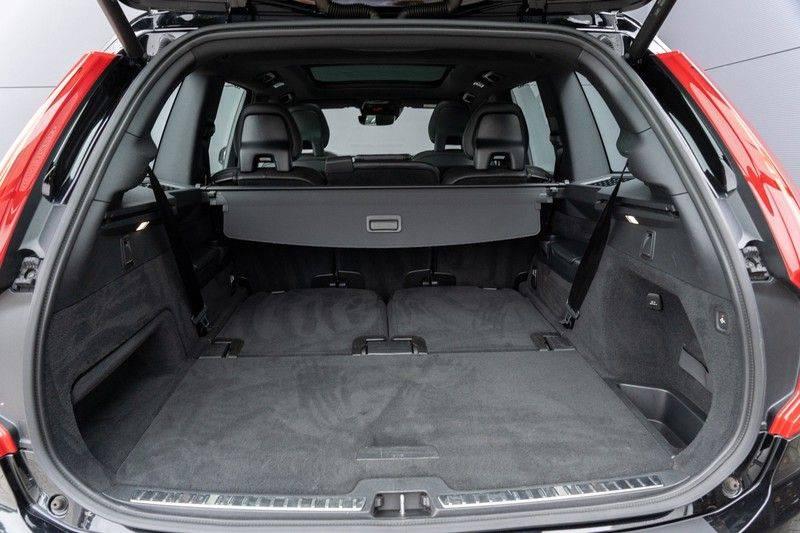 "Volvo XC90 2.0 D4 190pk AWD Inscription 7-pers. Pano Leer Camera 21"" afbeelding 7"