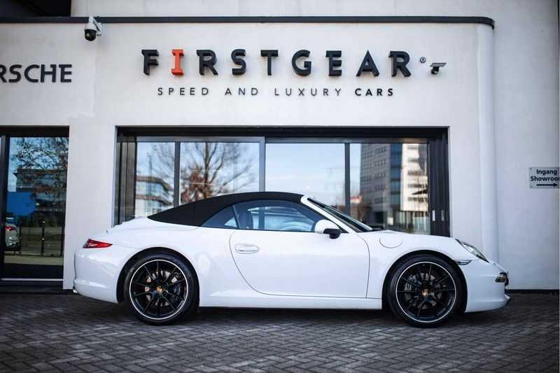 """Porsche 911 Cabrio 991 MKI *20"""" Carrera Velgen / PCM* afbeelding 2"""