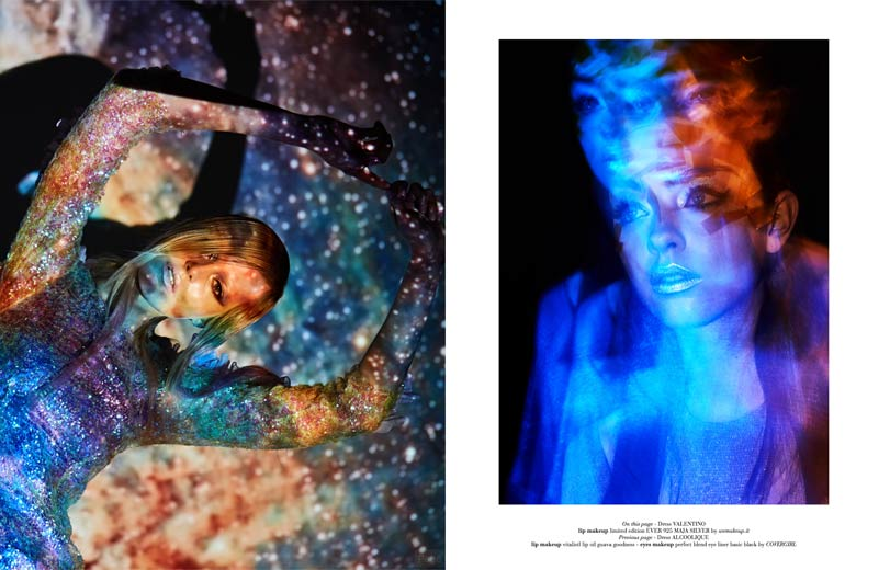 Elisabetta Cavatorta Stylist - Honey Moon - Claudia Pasanisi - Mia Le Journal