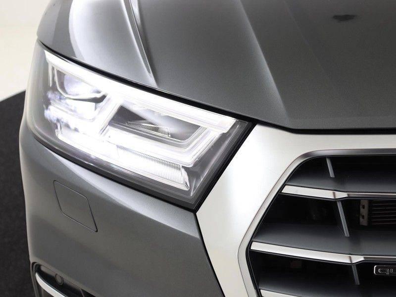 Audi Q5 50 TFSI e 299 pk quattro S edition   S-Line  Matrix LED koplampen   Assistentiepakket City/Parking   360* Camera   Trekhaak wegklapbaar   Elektrisch verstelbare/verwambare voorstoelen   Verlengde fabrieksgarantie afbeelding 16