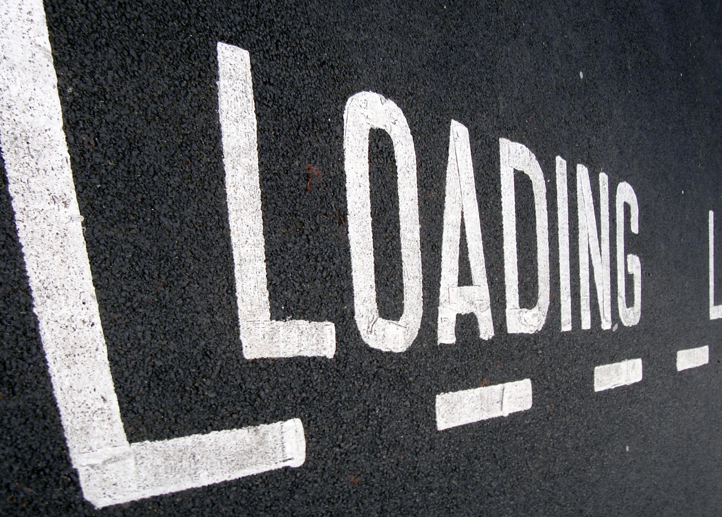 """Key art for blog post """"Let's Look at Load Time Performance """""""