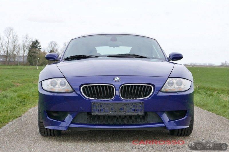 """BMW Z4 Coupé 3.2 M Xenon, 18""""LM, 65.683 km, Interlagos Blauw-Metallic afbeelding 10"""