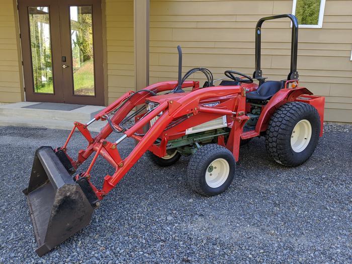 Yanmar Tractor Rebuild Project