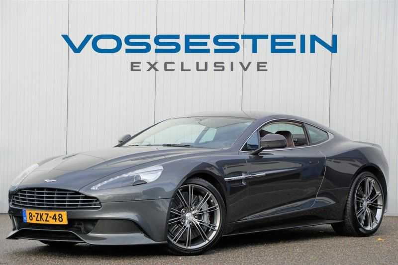 Aston Martin Vanquish 6.0 V12 Touchtronic 2+2 Carbon Edition / One77 Stuur / Camera / B&O / Camera afbeelding 11
