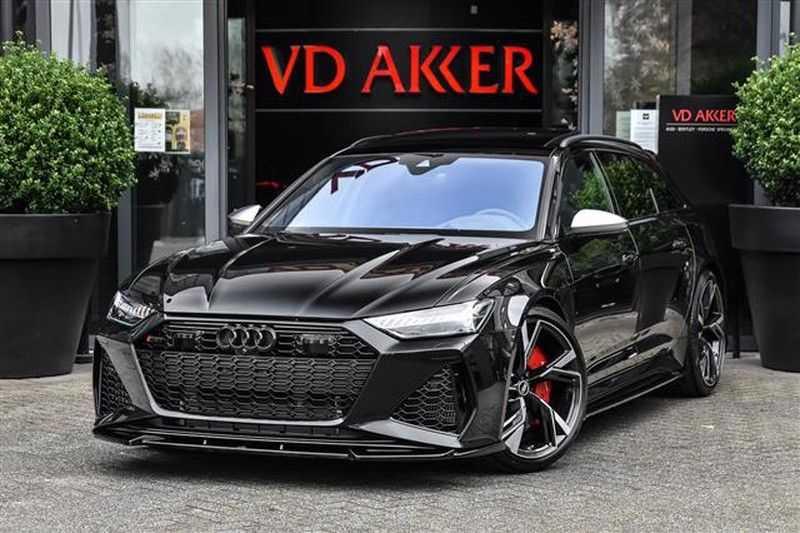 Audi RS6 AERO PAKKET+DYNAMIC PLUS+DESIGNPAKKET NP.240K