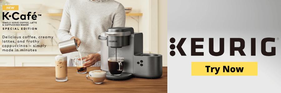 Nespresso vs Keurig - Keurig Try Now Image