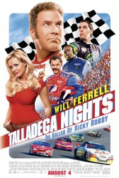 cover Talladega Nights: The Ballad of Ricky Bobby