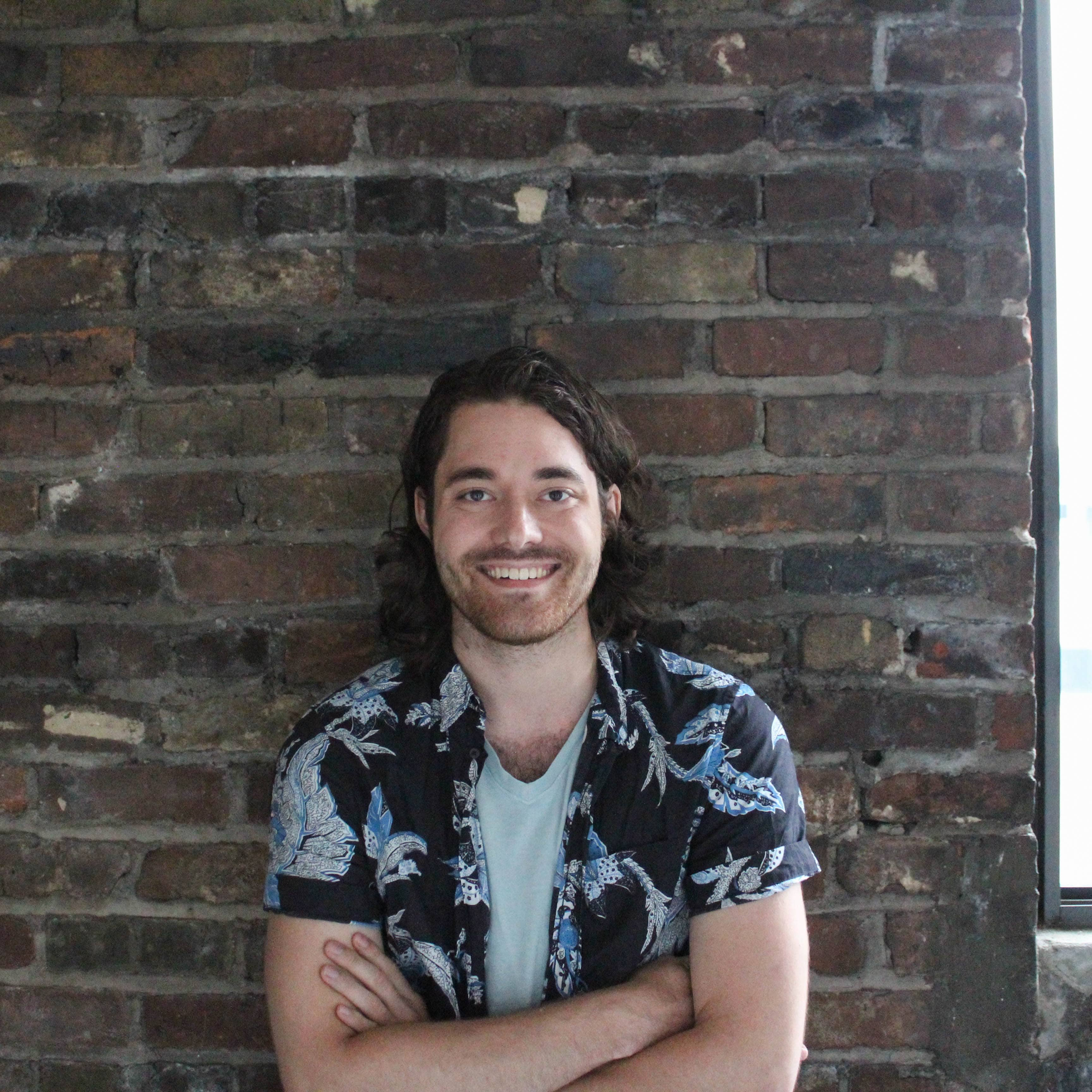 Awesome Inc team member, Zach Woodlridge
