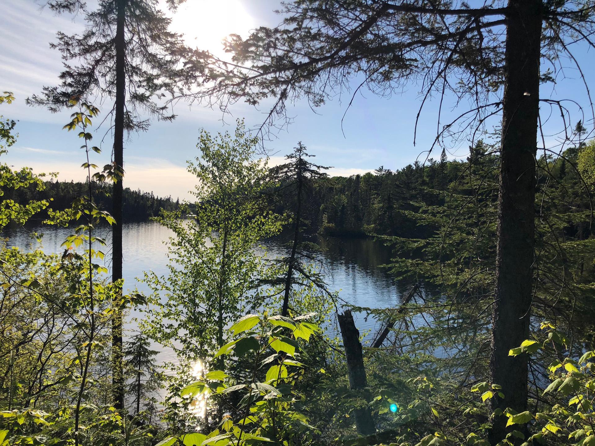Développement du Lac Marco vue