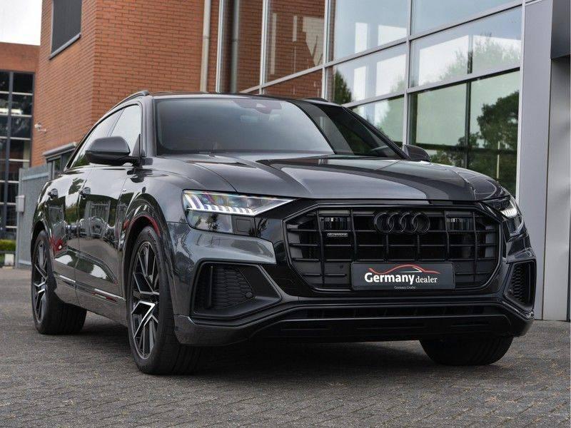 Audi Q8 50TDI 286pk Quattro S-Line Black Optic Lucht RS-Zetels B&O Pano Leder-Dash 22-Inch Soft-Close! afbeelding 10