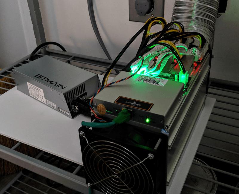Delevan bitcoins mining mybitcoins gadgets