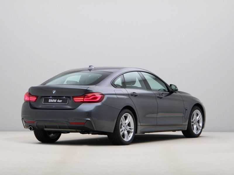BMW 4 Serie Gran Coupé 418i M Sport Corporate Lease afbeelding 6