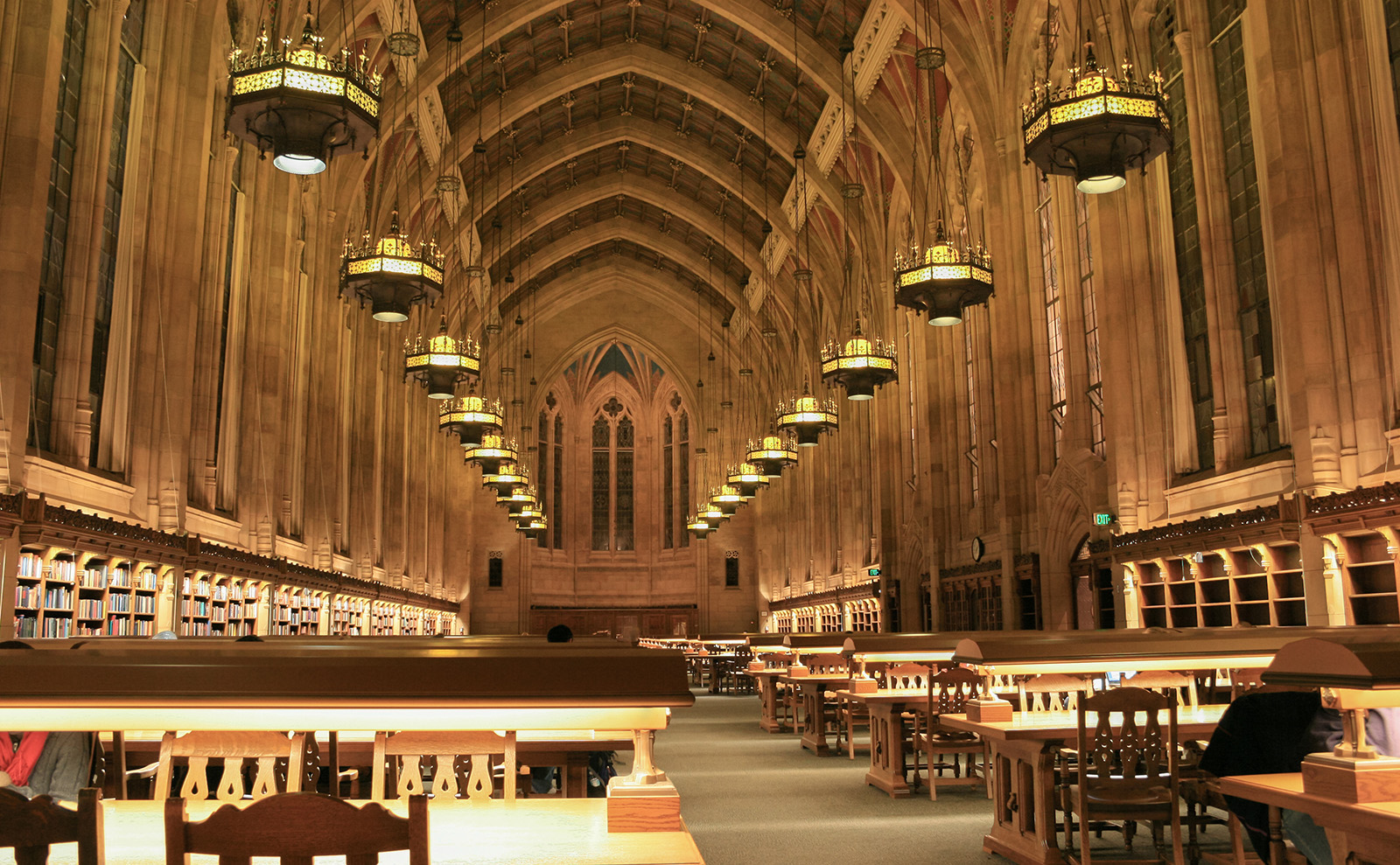 A Cathedral Library, Modern Anne Brontë, Kinder Travel & More: Endnotes 24 January