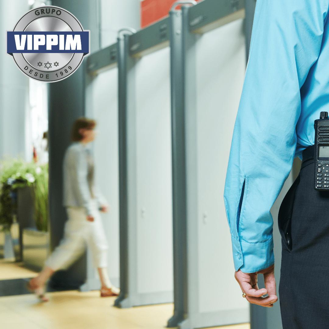 Agente de portaria Vippim