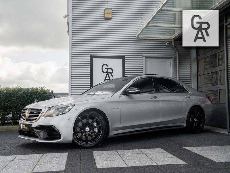 Mercedes-Benz S63-klasse 4Matic Lang 63 AMG 4Matic+ Lang Premium Plus afbeelding 2