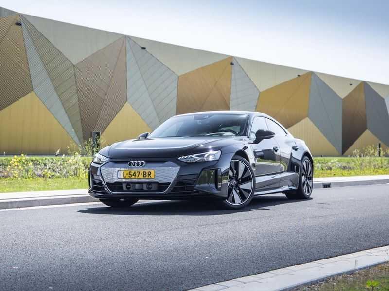 "Audi e-tron GT edition ZERO | Head-Up | B&O Sound | Carbon | S-Sportstoelen | Pano.Dak | Matrix LED | 21"" LM-velgen | afbeelding 7"