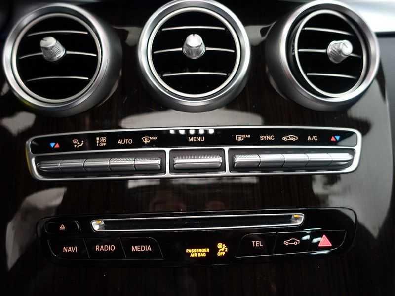 Mercedes-Benz GLC 250D 4MATIC 9G- AMG Sport Edition, Panoramadak, Leer, Full afbeelding 20