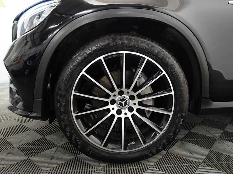 Mercedes-Benz GLC 250D 4MATIC 9G- AMG Night Edition, Pano, Rijassistentiepakket,Leer, Full afbeelding 11