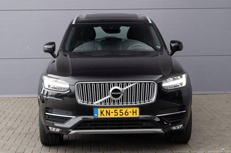 "Volvo XC90 2.0 D4 190pk AWD Inscription 7-pers. Pano Leer Camera 21"" afbeelding 14"