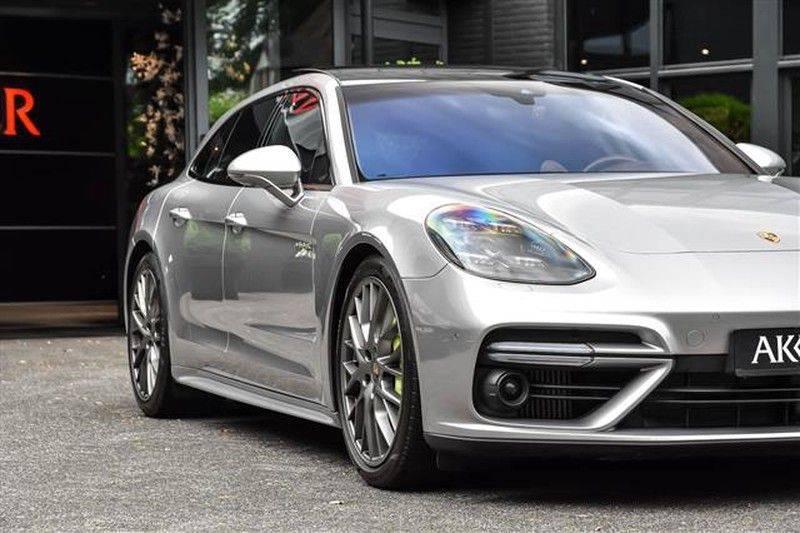 Porsche Panamera TURBO S E-HYBRID NP 258K,4WSTURING+BURMESTER afbeelding 12
